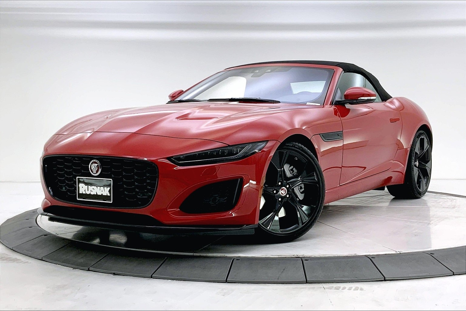 New 2021 Jaguar F-TYPE P300 RWD Convertible