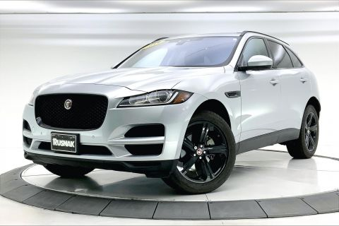 Certified Pre-Owned 2019 Jaguar F-PACE 25t Premium AWD SUV