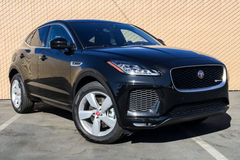 Pre-Owned 2018 Jaguar E-PACE R-Dynamic AWD SUV