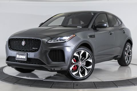 Certified Pre-Owned 2019 Jaguar E-PACE R-Dynamic AWD 4D Sport Utility