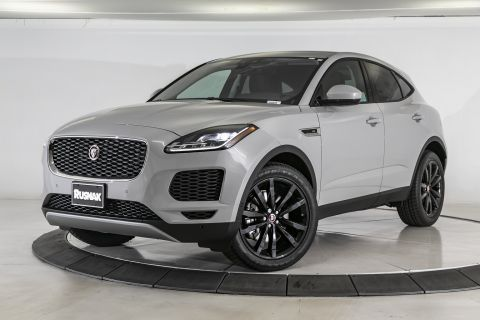 New 2020 Jaguar E-PACE SE AWD SUV