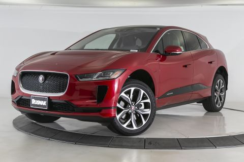 New 2020 Jaguar I-PACE HSE AWD 5 Door SUV