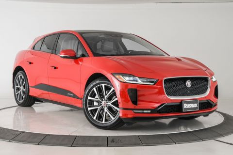 New 2019 Jaguar I-PACE AWD 5 Door SUV