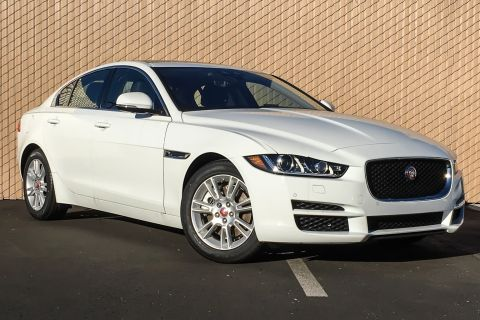 New 2019 Jaguar XE 25t Premium RWD 4 Door Sedan