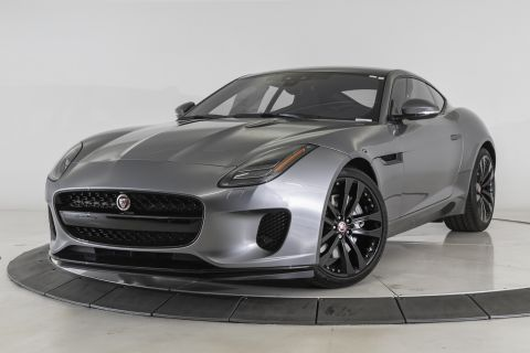 New 2020 Jaguar F-TYPE P300 RWD Coupe