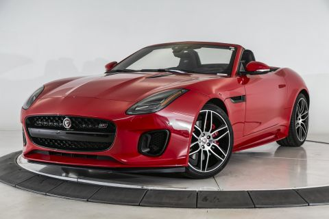 New 2020 Jaguar F-TYPE Checkered Flag Limited Edition RWD 2D Convertible
