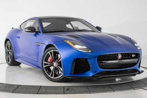 2020 Jaguar F-TYPE SVR