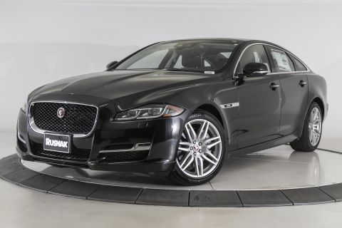 New 2019 Jaguar XJ R-Sport RWD 4 Door Sedan